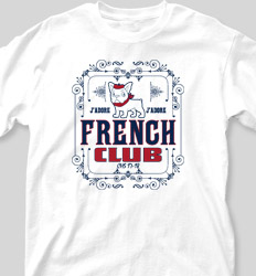 French Club Shirt Designs - Goodbye Vintage desn-958g3