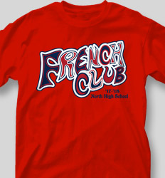 French Club Shirt Designs - Confusion clas-570g2