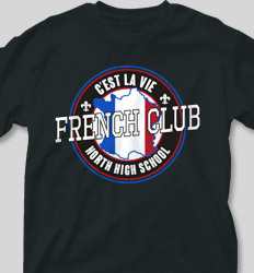 French Club Shirt Designs - Got Legacy cool-3g7