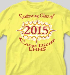 Graduation T Shirts - Shockwave clas-187s5