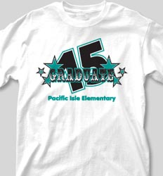 Graduation T Shirts - Spangle clas-616v2