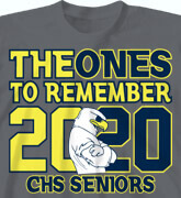 High School Shirts - Ones to Remember - cool-218o9