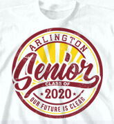 High School Shirts - Envision Logo - idea-27e1