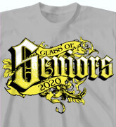 High School Shirts - Classica - clas-927g7