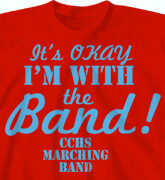 High School T-Shirts - Message - clas-770n6