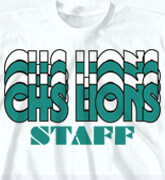 High School T-Shirts - Nassau - clas-792y4