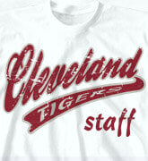 High School T-Shirts - Ball Park - clas-693c5