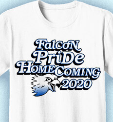 Homecoming Shirt Designs - Sixties Vintage - clas-769x3