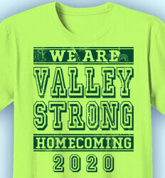 Homecoming Shirt Designs  - Spirit Retro - idea-304s5