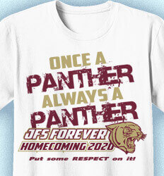 Homecoming Shirt Designs  - Homecoming Mascot - cool-724h8