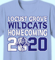 Homecoming Shirt Designs - Ones to Remember - cool-218p4