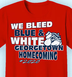 Homecoming Shirt Designs  - Just That Good -clas-954n2