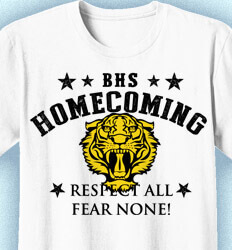 Homecoming Shirt Designs - Election - desn-763e9
