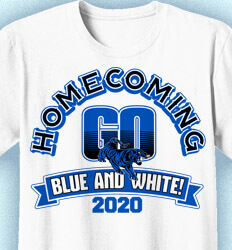 Homecoming Shirt Designs - Homecoming GO - cool-424h3