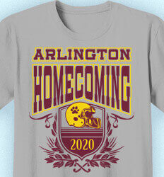 Homecoming T Shirt - Election desn-763e9