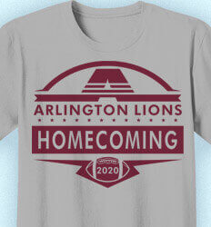Homecoming T Shirt - Sixties Vintage clas-769w2