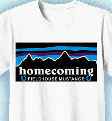 Homecoming Shirts - Go Play Outside - cool-919g3