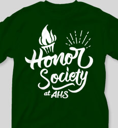 Honor Society Shirt Designs Classic Honor Society cool-491c2