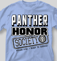 Honor Society Shirt Designs Got Power desn-379h1