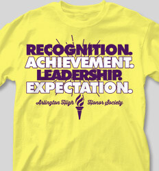 Honor Society Shirt Designs - Hope Scholars cool-490h1