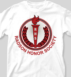 Honor Society Shirt Designs - Exemplary Society cool-488e1