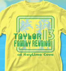 KeyLime Cove Shirt Design - South Beach clas-762t4
