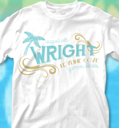 KeyLime Cove Shirt Design - Retro Beach desn-720r2