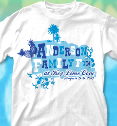 KeyLime Cove Shirt Design - Surf Paradise desn-48s5