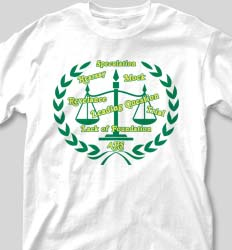 Mock Trial Shirts - Anchor Names desn-215a7