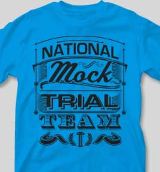 Mock Trial Shirts - Society Message cool-72s3