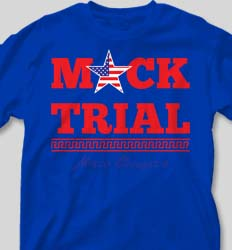 Mock Trial Shirts - Mock Campaign cool-198m1