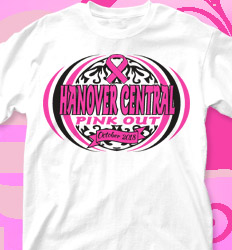 Pink Out Shirt Designs - 4 Star - clas-340u8