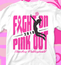 Pink Out Shirt Designs - Fight On - cool-722f1