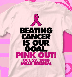 Pink Out Shirt Designs - Just That Good - clas-860e4