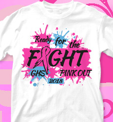 Pink Out Shirt Designs - Fight Pink Out - cool-721f1