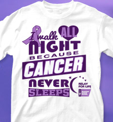 Relay for Life Shirt Designs - Life Slogans desn-634o4