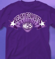 Relay for Life Shirt Designs - Super Seniors clas-322u8