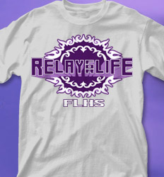 Relay for Life Shirt Designs - Enlightenment clas-670e9