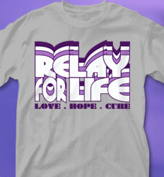 Relay for Life Shirt Designs - Nassau clas-792z3