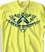 School Band Shirts - Brass Society clas-814b1