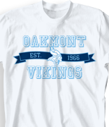 School T-Shirts - Cool Spirit School Shirt Designs - FREE Shirts
