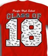 Senior Class Shirts: Check out 24 NEW Design Ideas   IZA Design