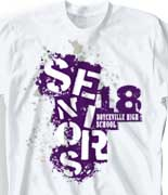 Senior Class Shirts: Check out 24 NEW Design Ideas - IZA Design