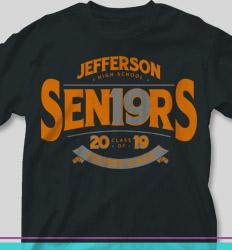 bec39be97 Senior Class Shirts: Check out 72 NEW Design Ideas - IZA Design