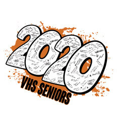 Senior Class Signature Template - Year Blast - cool-10y8
