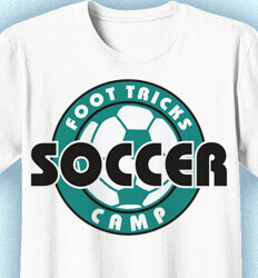 Soccer Shirt Designs - Team Logo - clas-979t9