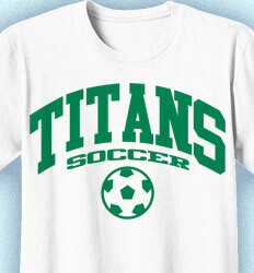 Soccer Shirt Designs - Athletic Arch - clas-728e6