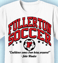 Soccer Shirt Designs - College Soccer - idea-342c1