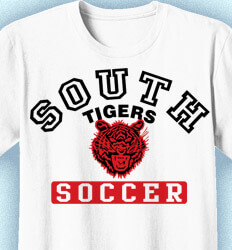 Soccer Team Shirt - Aloha Athletics - clas-831g2