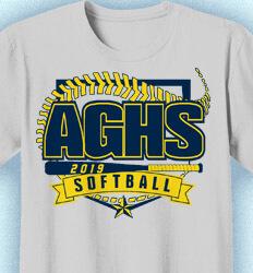 Custom Softball T Shirt Designs View 40 New Design Ideas Order W Free Shipping